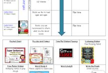 Kindergarten: Peek at my Week Lesson Plans