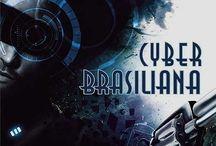 Literatura brasileira - Ficção científica / Os melhores livros de ficção científica, steampunk, cyberpunk, afins, e seus autores.