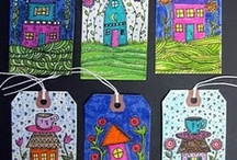 Art journaling / by Jeanne Perry