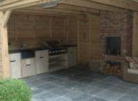 outdoor living, tuinhuizen, overkappingen