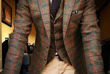 Moda męska Business casual