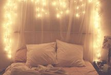 Bedroom ideas / by Jenna Pinkerton