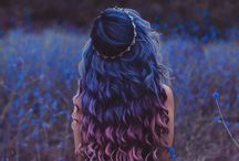 The Cutest Hair Dyes <3