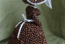 из кофейных