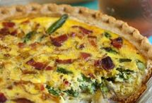 Noms - Quiche Me / Quiches, Savory Tarts, Flans and the like.