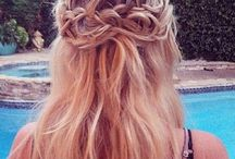 Hair styles I love...<3