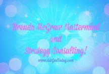 Brenda McGraw Mastermind and Strategy Consulting / Are You Ready to Take Action? Tell Your Story Do you want to write a book, but don't know how to begin? I understand and I can help. I assist authors, bloggers, speakers learn step by step how to write a book.