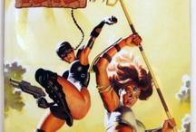 Bluewater Comics / http://tinyurl.com/ebaymadandcracked / by Jean De La Garza