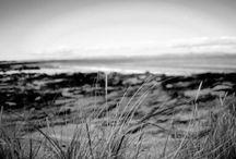Black & White Scottish Seascapes