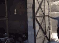 Garázs ajtó