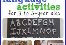Alphabet: Activities / by Zookeeper