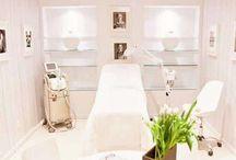 Salon interior ideas / nice stuff & inspiration pt salon