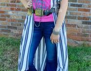 Outfits! / Country Cowgirl Outfit ~ Country Concert Fashion Outfit ~ Country Western Outfits ~ Wester outfit ideas ~ Gypsy Fashion outfit ideas ~ Boutique Outfits~