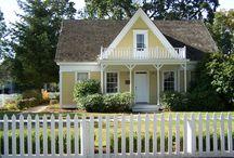 * Yellow Houses *