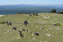 Annunaki South Africa / Stone circle ruins more than 250,000 years old thought to have been erected by the ancients, our friendly aliens...