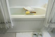 bathroom ideas / by Debbie Clark