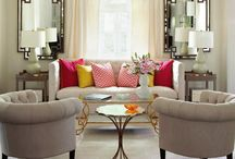 Deco / Symmetric lounge