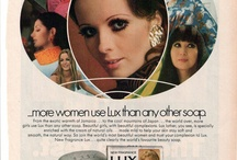 Make-up, Creams, Soaps Advertisings / Old, Retro, Vintage