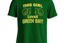 Green Bay Packers  / I am a huge packers fan