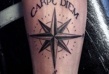 carpe diem tattoo men / Carpe diem