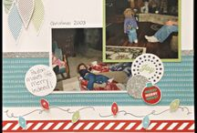 White Pines Paper Pack Page Ideas