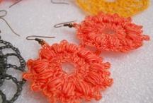 crocheted jewels / by Trisha Salerno