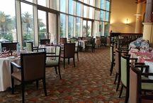 iftar @ Sevilla Restaurant / a lavish iftar in Al Raha Beach Hotel inside Sevilla Restaurant