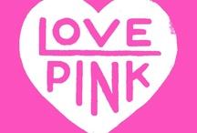 PINK / Wie houdt er niet van ROZE?