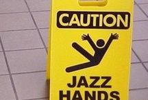 Jazz / A variety of things for passionate Jazz dancers