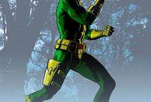 HERÓIS BR / Heróis dos Quadrinhos Nacionais