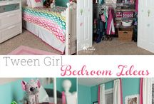 Kid's Rooms and Kid Decor / Decor and decorating a kid's room and a nursery. Ideas and designs to make the furniture and decorations kid-friendly and fun
