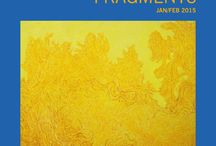 Catalogue for Fragments 2015 / Catalogue for the previous Exhibition of Paintings by Alexander Devasia