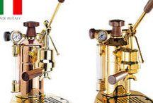 La Pavoni / La Pavoni Espressomachine Italian Style  Handmade in Milano
