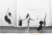 Dance team photos