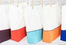 Upcycled Sailcloth Shopper Bag