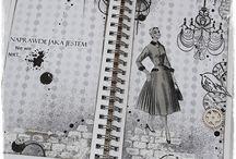 Journal w szarościach