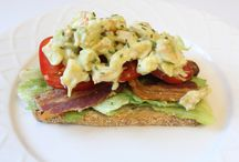 {Recipes} Sandwich Love / by Samantha @ Five Heart Home