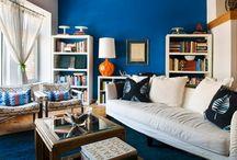 My new love: cobalt blue