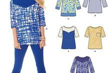 Sewing Patterns - Owned