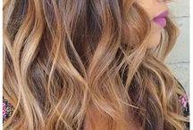 saç renk tonları