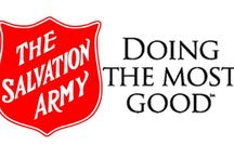salvation army / by Janet Kestle