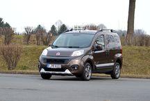 Test Fiat Qubo Trekking