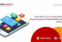 Iphone, Android Mobile Application Development