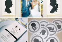 Silhouette Wedding Ideas / by Wiregrass Weddings