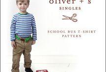 Oliver+S Pattern Stash