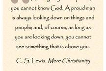 C. S Lewis