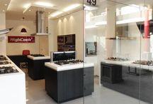 HIGHCOOK / Nuestras cocinas tienen un mayor potencia de llama, detector de fuga de gas y encendido eléctrico en todas sus hornillas.