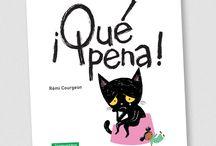¡Qué pena! / ¡QUÉ PENA! de Tramuntana Editorial, disponible en castellano y catalán en nuestra tienda online: http://www.tramuntanaeditorial.com/es/catalogo/%C2%A1qu%C3%A9-pena