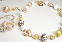 spring/summer 2015 collection / Orginal Murano Glass Jewels Hand Made in Italy Gioielli in Vetro di Murano Made in Italy