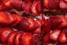 Strawberry Tart / Strawberry Tart